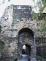 Gateway in castle walls - geograph.org.uk - 1018245.jpg