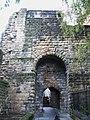 Gateway in castle walls - geograph.org.uk - 1018245.jpg