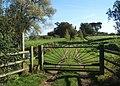 Gateway to St Augustine's Church, Harleston - geograph.org.uk - 998608.jpg