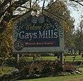 GaysMillsWisconsinWelcomeSignWIS171.jpg