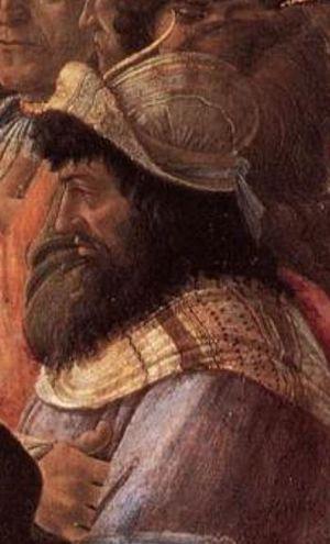Theodorus Gaza - Image: Gaza Theodore Botticelli