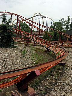 Beaver Land Mine Ride
