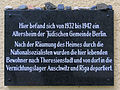 Gedenktafel Mahlsdorfer Str 94 (Köpe) Jüdisches Altenheim.jpg