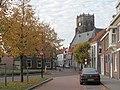 Geertruidenberg, toren van de Geertruidskerk in straatzicht foto6 2012-10-22 16.15.jpg