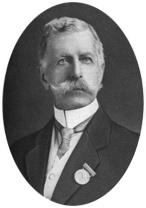 German Red Cross - General Kurt von Pfuel, Chairman of the Central Committee of the German National Red Cross during WW I.