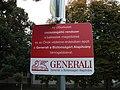 Generali a Biztonságért Alapítvány táblája, Gárdony.jpg