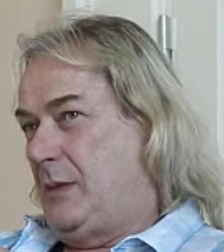 Geoff Downes English keyboardist