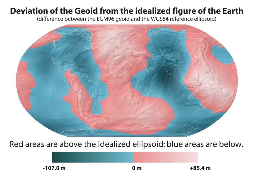 Geoid height red blue averagebw