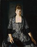 George Bellows - Emma in the Black Print, 1919.jpg