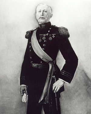 George F. Elliott - 10th Commandant of the Marine Corps (1903-1910)