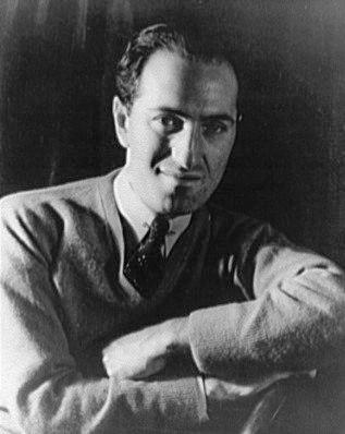 George Gershwin 1937