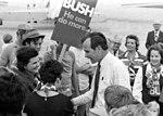 George H. W. Bush campaigns in Paris, Texas.jpg