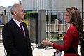 George Papandreou with Nicole Petallides.jpg