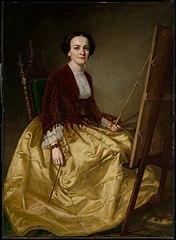 Mrs. Charles Morey (Anna Chadbourne, later Mrs. David E. Hughes)