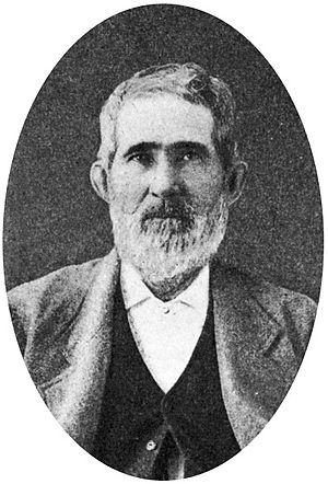 Texas's 5th congressional district - Image: George Washington Jones (Texas Congressman)