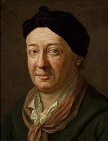 Salomon Gessner, Gemälde von Johann Heinrich Wilhelm Tischbein, um 1787, Gleimhaus Halberstadt (Quelle: Wikimedia)