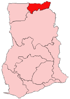 Builsa North (Ghana parliament constituency)