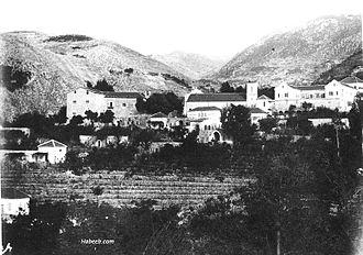 Ghazir - Ghazir in 1893