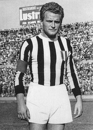 Giampiero Boniperti - Image: Giampiero Boniperti, Juventus