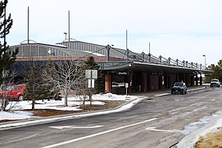 Gillette–Campbell County Airport A public airport five miles northwest of Gillette in Campbell County, Wyoming, United States.
