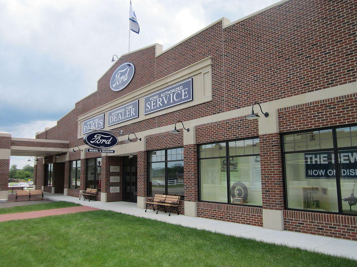 Gilmore Car Museum – Wikipedia
