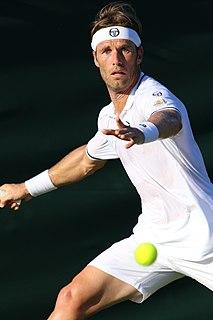Daniel Gimeno Traver Spanish tennis player