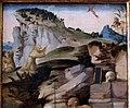Giovanni larciani, san girolamo in meditazione e s. francesco stigmatizzato, 1500-20 ca. 02.JPG