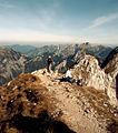 Gipfel des Säuglings - fast geschafft! (7567552714).jpg