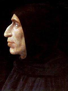 Girolamo Savonarola Italian Dominican reformer (1452–1498)