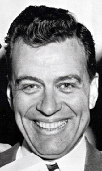 Glenn Robert Davis - Davis in 1956