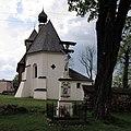 Gliwice Ostropa kosciół sw Jerzego DSC 6466.jpg