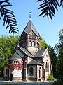 Goettingen Stadtfriedhof Kapelle 02.jpg
