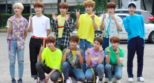 Golden Child in 2018 Top row: Jaehyun, Bomin, Y, Jangjun, Jibeom, Tag Bottom row: Daeyeol, Joochan, Seungmin, Donghyun