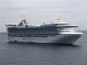Golden Princess tendering in Cabo San Lucas.JPG
