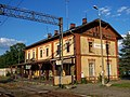 Goleszów - Dworzec PKP.JPG