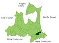 Gonohe in Aomori Prefecture.png