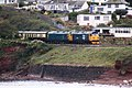 Goodrington - 50049+407 returning to Burton.JPG