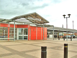 Goole - Goole railway station