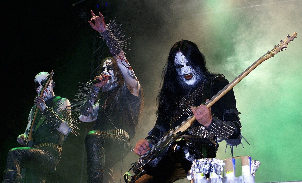 black metal wikipedia