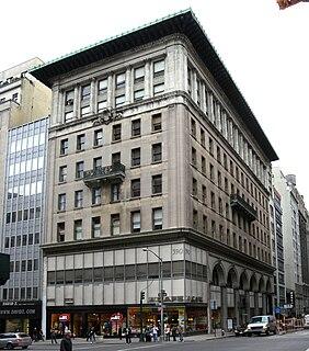 390 Fifth Avenue Historic building in Manhattan, New York