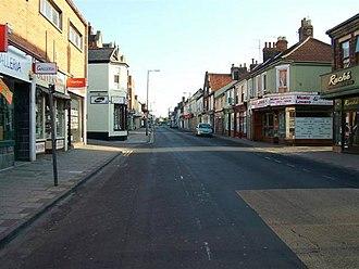 Gorleston-on-Sea - High Street, Gorleston-on-Sea