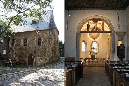Goslar Klauskapelle