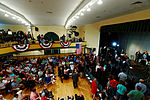 Governor of Florida Jeb Bush, Announcement Tour and Town Hall, Adams Opera House, Derry, New Hampshire by Michael Vadon 37.jpg