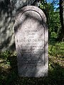 Grab Zsigmond Kenessey †1842, 2021 Kápolnásnyék.jpg