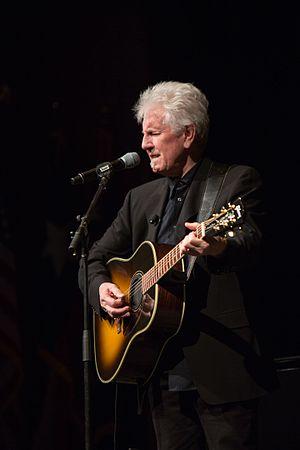Graham Nash - Nash performing in 2014