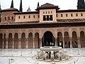 Granada, Alhambra, Patio de los Leones (19).jpg
