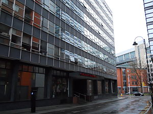 Granada Studios - The Granada Studios main entrance