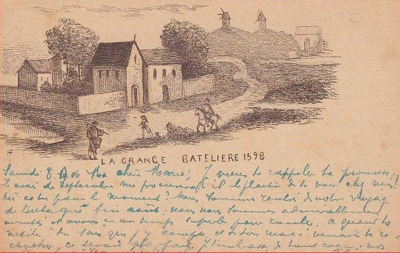 Fichier:Grange Bateliere, 1598.jpg