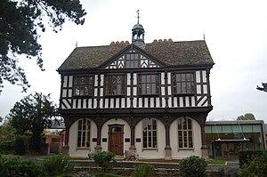 Grange Court - Grange Court in November 2013