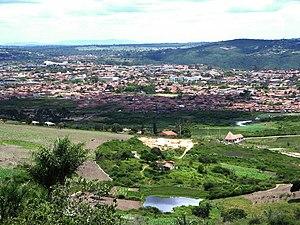 Gravatá - Partial view of Gravatá